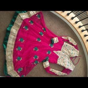Dresses & Skirts - Beautiful Handmade Afghan India Pakistani Anarkali